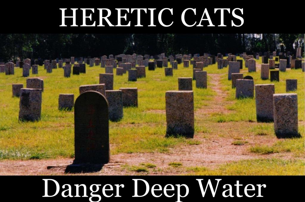 Danger Deep Water CD