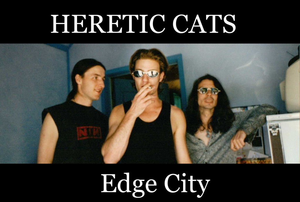 Edge City CD cover
