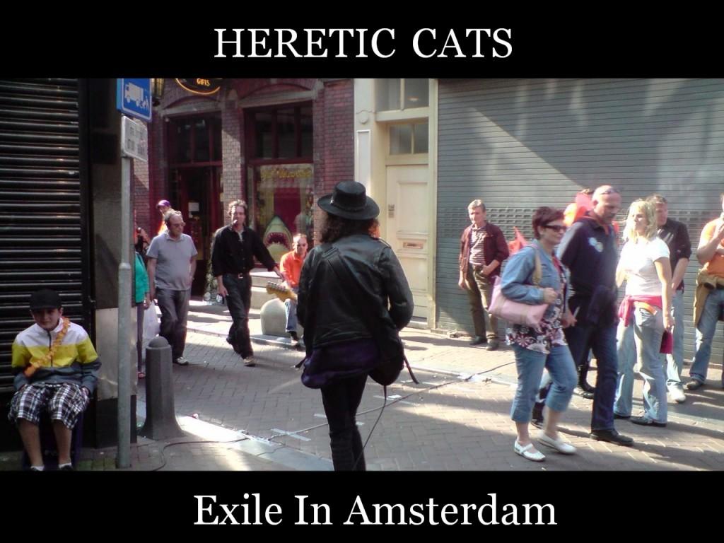 Exile In Amsterdam CD