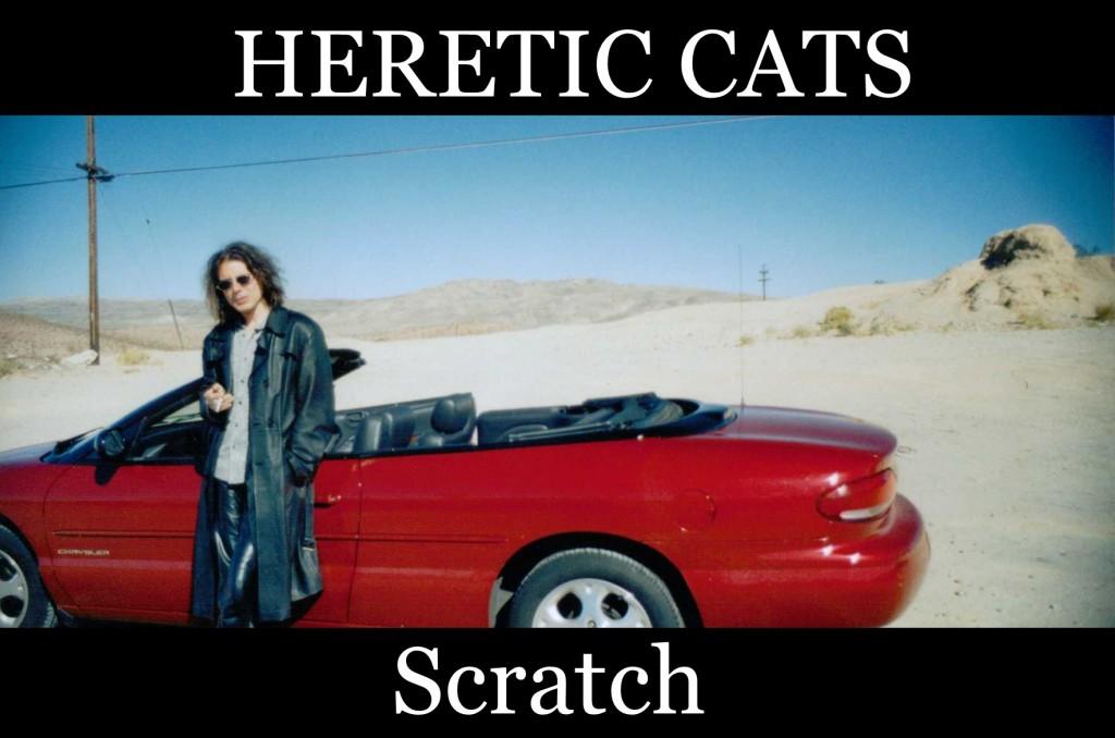 Scratch CD Cover