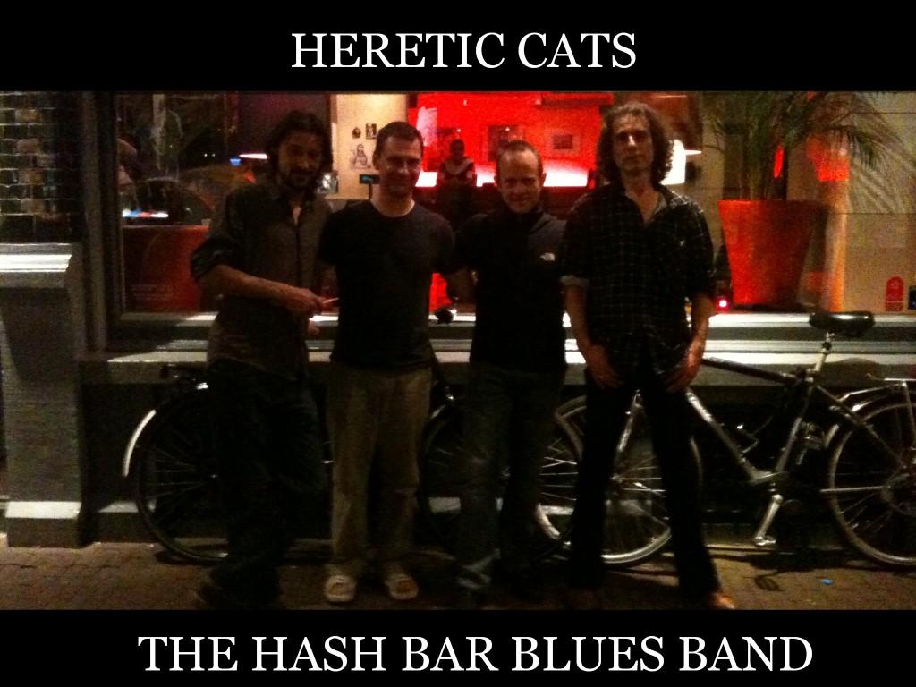 The Hash Bar Blues Band CD
